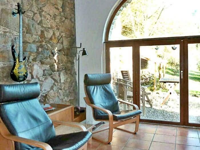 Holiday home for 2, Portes