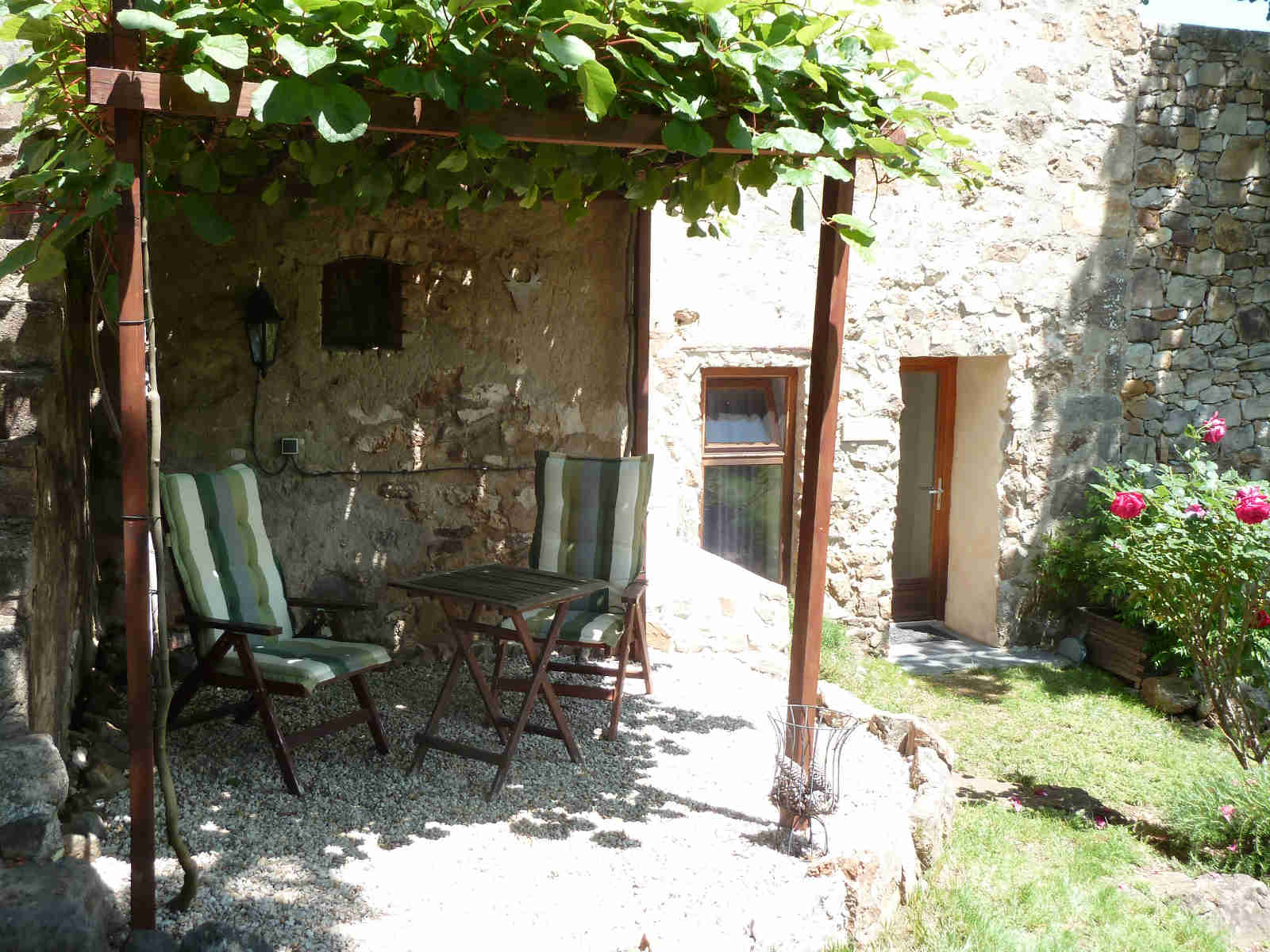 Holiday home for 2 persons, Allegre 1